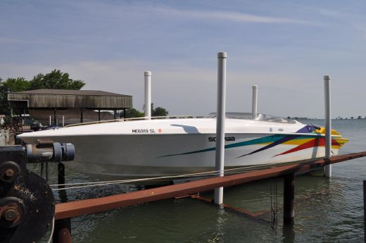 1994 Wellcraft 31 Scarab Thunder