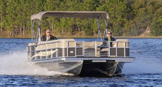 2015 Island Boats 22/26