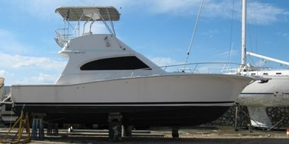 2004 Luhrs 40 Convertible