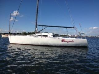 1997 B Boats B 32 Racer