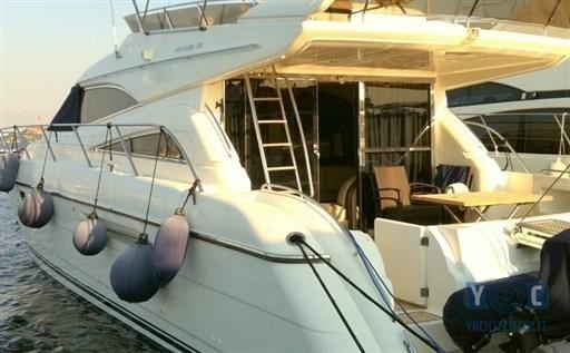 2002 Princess Yachts 56