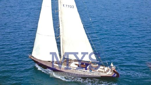 1993 Nautor's Swan 77
