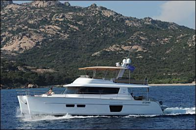 2012 Fountaine Pajot Queensland 55