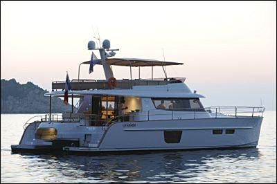 2014 Fountaine Pajot Queensland 55