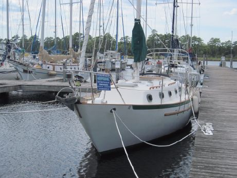 1985 Pacific Seacraft 34