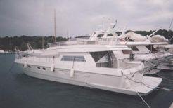 1991 Ferretti 58