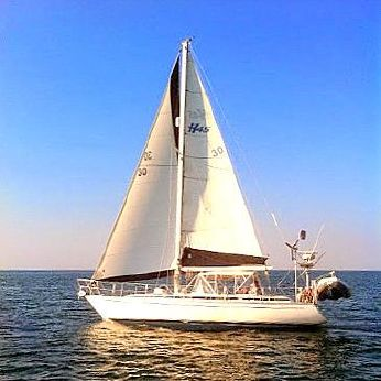 1986 Gulfstar Hirsh