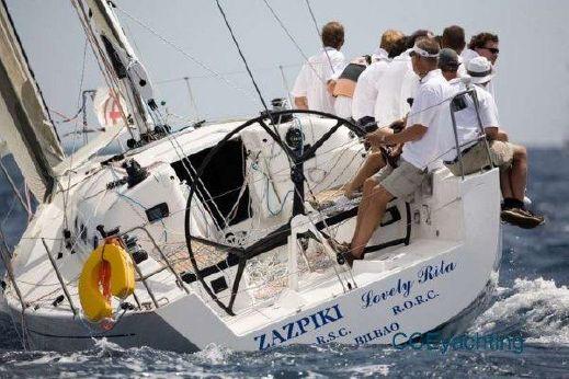 2007 X-Yachts X-41
