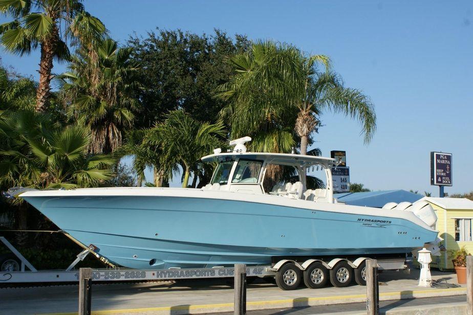 2014 Hydra-Sports 4200 Siesta Power Boat For Sale - www.yachtworld.com