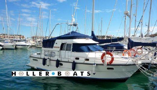 1995 Nimbus 37 Trawler