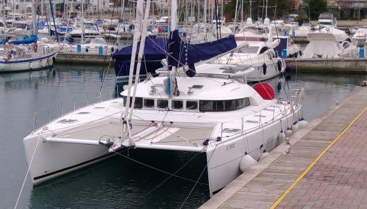 2008 Lagoon 570