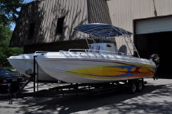2015 Ocean Express 32 CCFS Sport Fisherman