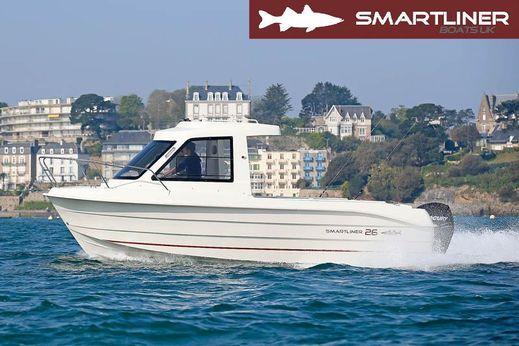 2014 Smartliner 26 Pilothouse
