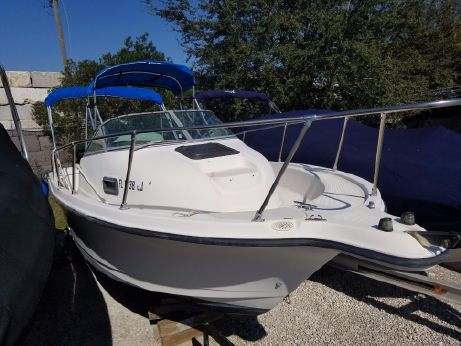 2000 Bayliner 2002 Trophy Walkaround DX/LX