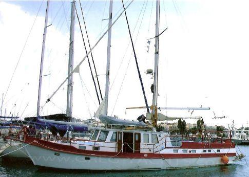 1984 Svetskonstruktioner A.b. Swedish steel motorsailer - RINDO 2 Cruiser