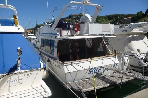 1986 Bayliner 4855 MY