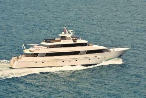 1984 Custom 118' Motor Yacht