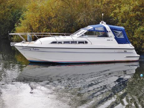 1995 Broom Ocean 29 ST