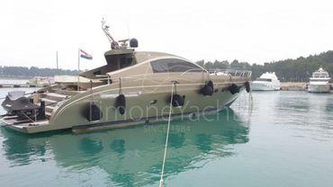 2010 Jaguar 72 HT