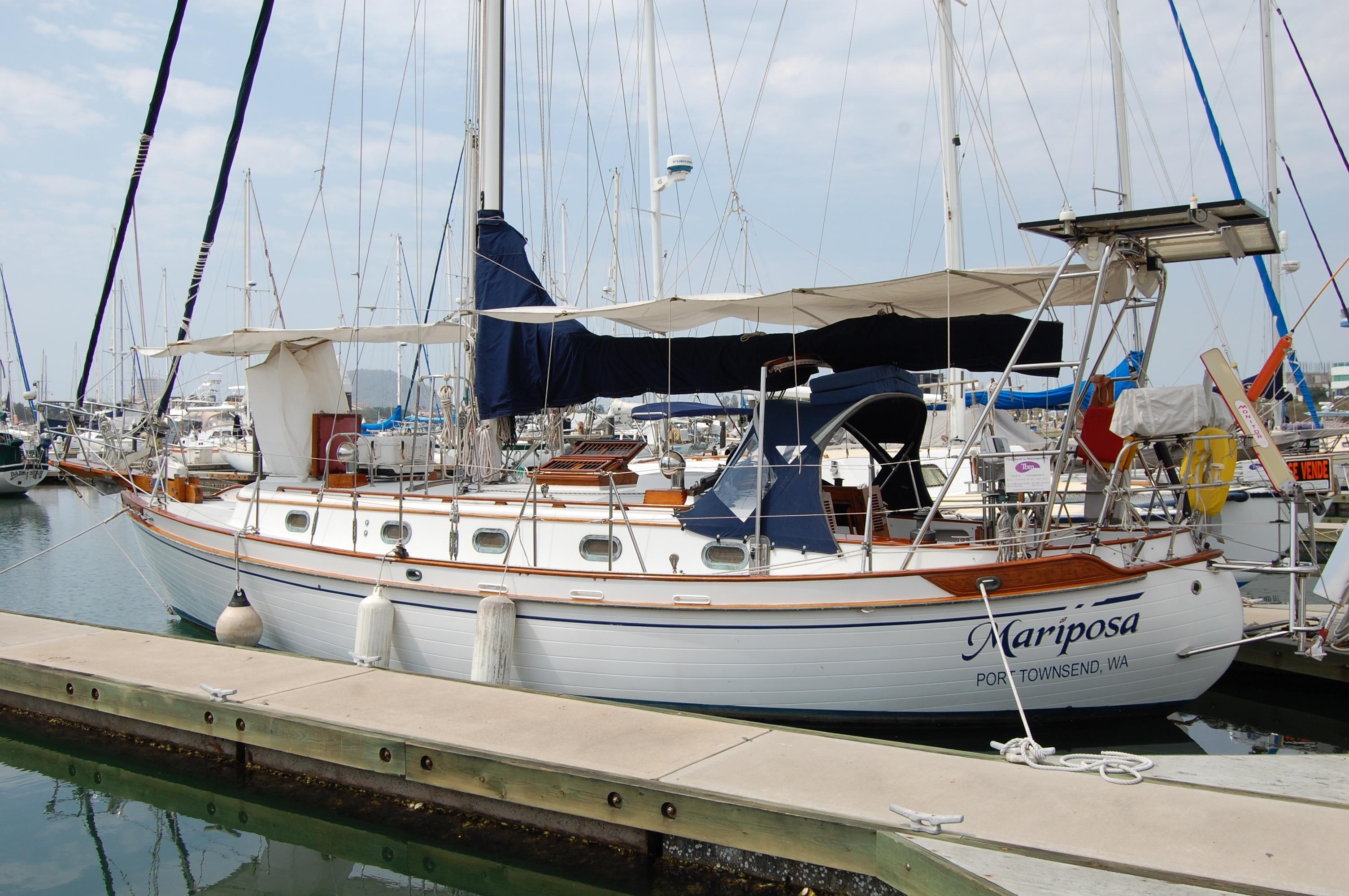 37' Tayana Cutter+Boat for sale!