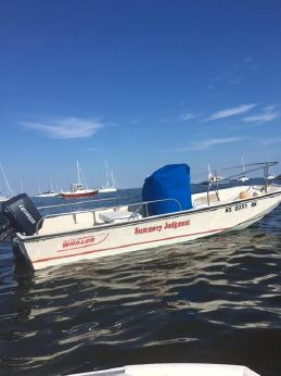 1990 Boston Whaler MONTAUK WITH LOAD RITE TRAILER