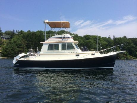 1988 Blue Seas Flybridge Cruiser (Hull#18)