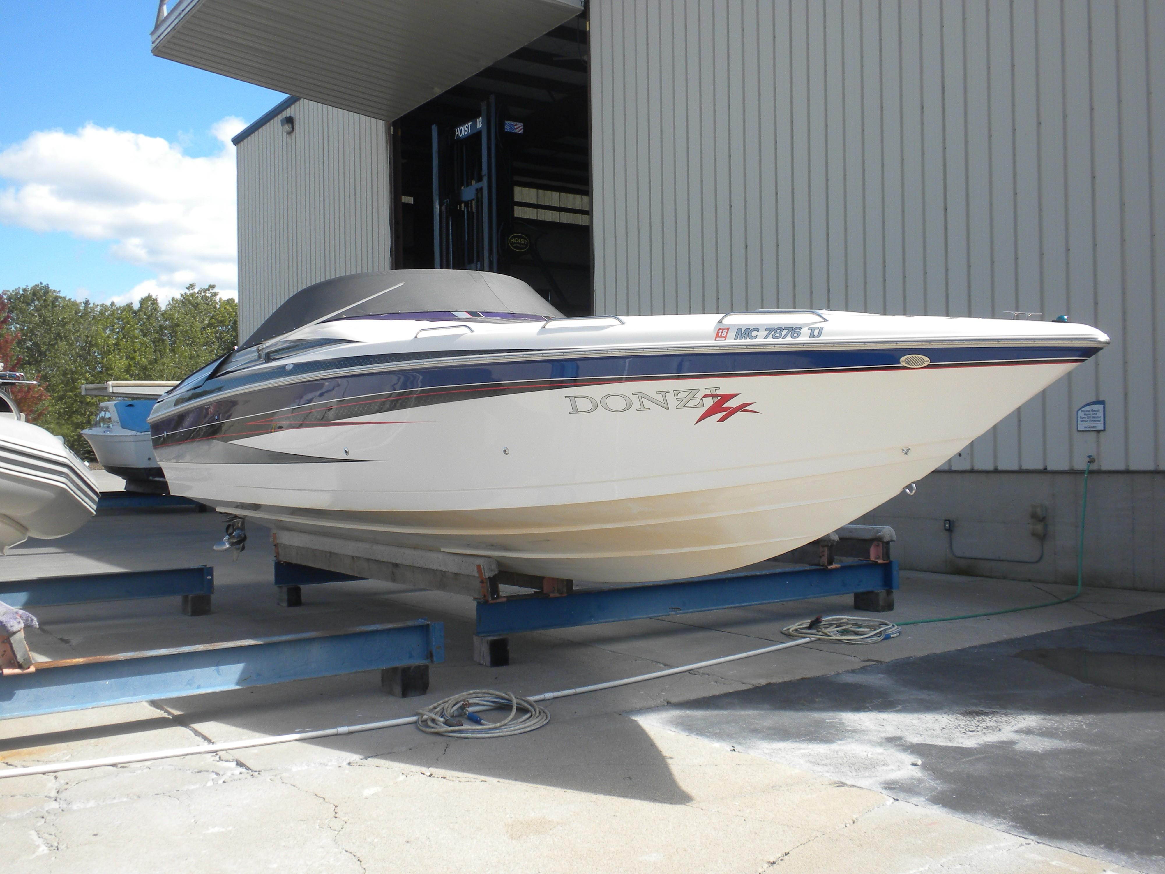Donzi | New and Used Boats for Sale in Michigan
