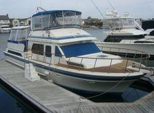 1987 Spindrift Cockpit Motor Yacht