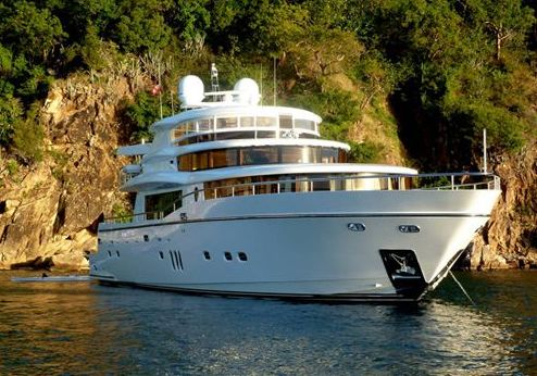2011 Johnson Motor Yacht