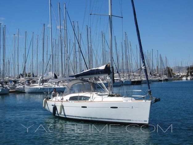 2008 Beneteau Oceanis 40 Sail Boat For Sale - www yachtworld com