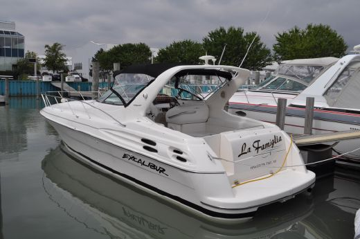 2001 Wellcraft 38 Excalibur