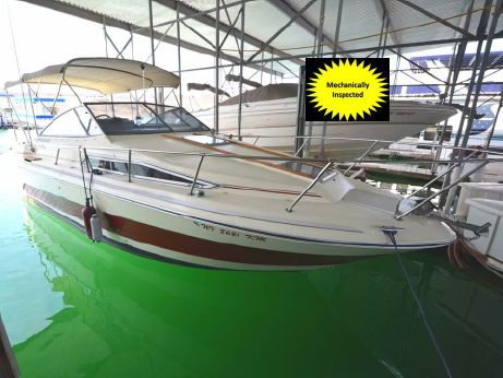 1986 Sea Ray W/trailer 250 Sundancer
