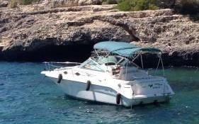 1996 Sea Ray 270 Sundancer Power Boat For Sale - www