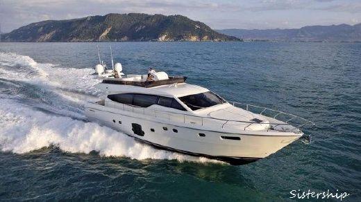 2010 Ferretti Yachts 660
