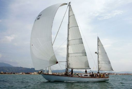 1965 Beconcini KETCH 16m