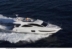 2014 Dyna 60 Flybridge Motoryacht