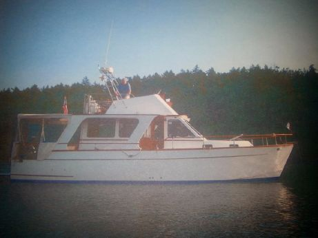 1978 Sea Quest 39 Europa with Bowthruster