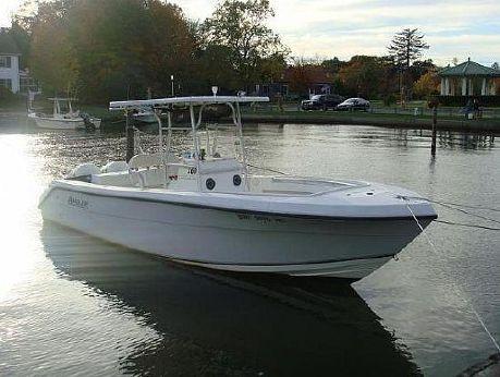2004 Angler 2600 CC