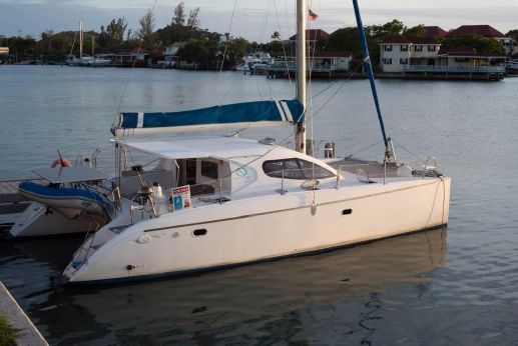 1998 Dufour Nautitech Catamaran 395