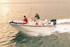 1999 Boston Whaler 16 Dauntless