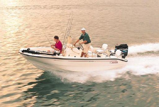 2003 Boston Whaler 16 Dauntless