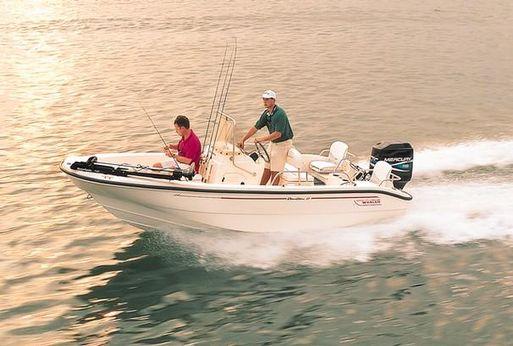 2001 Boston Whaler 16 Dauntless