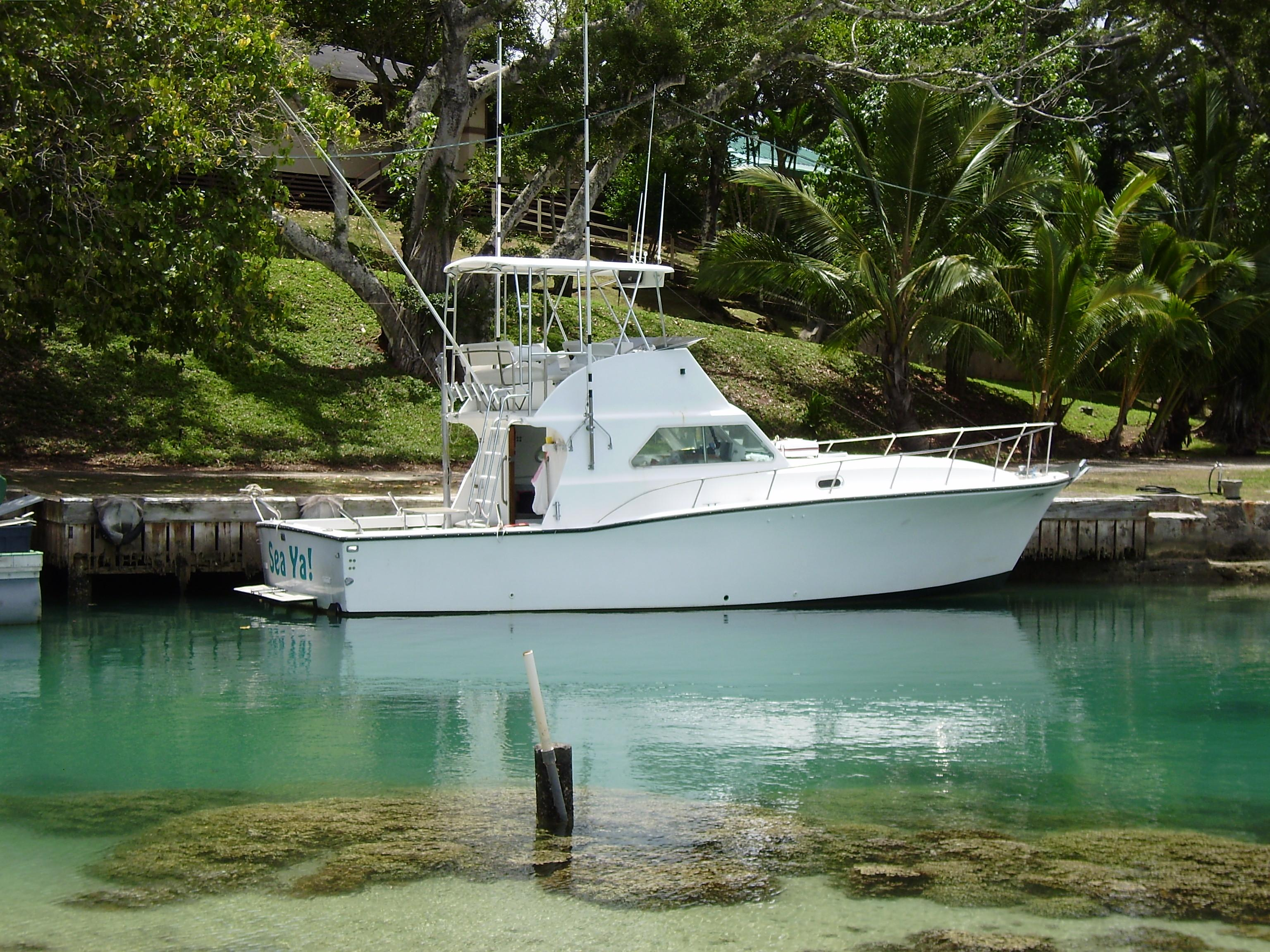 38 ft 1970 pacemaker sport fisher