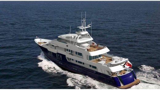 2016 Trawler Project Under Construction