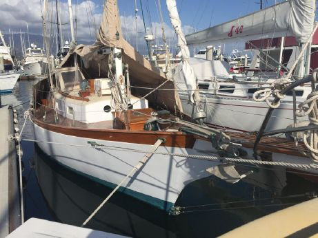 1964 Tradewinds Ketch