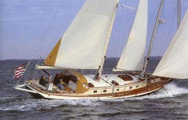 thumbnail photo 0: 2000 Cherubini Staysail Schooner