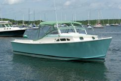 1970 Brownell 26 Bassboat