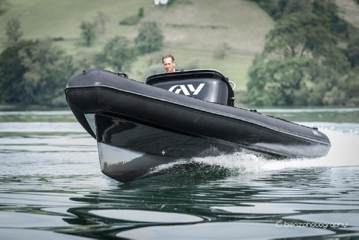 2015 Say Yacht RIB Tender 31