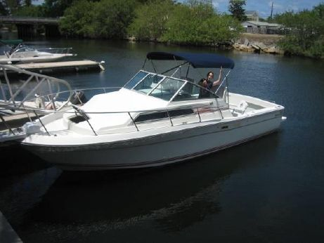 1989 Wellcraft 2800 COASTAL
