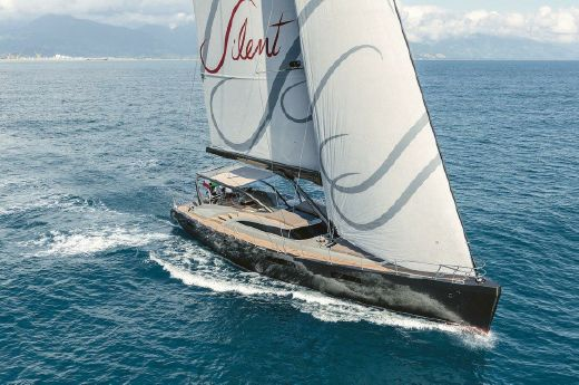 2014 The Italian Sea Group Admiral Sail - Silent 76